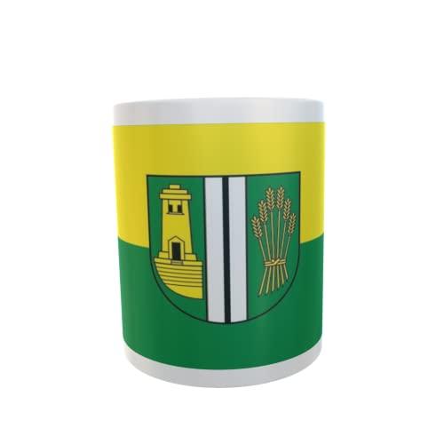 U24 Tasse Kaffeebecher Mug Cup Flagge Hohe Börde