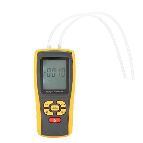 Presión profesional 11 unidades medidor de manómetro de prueba diferencial de calibre...