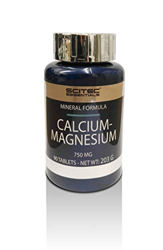 Scitec Essentials Calcium- Magnesium (750 mg) - 90 tabs