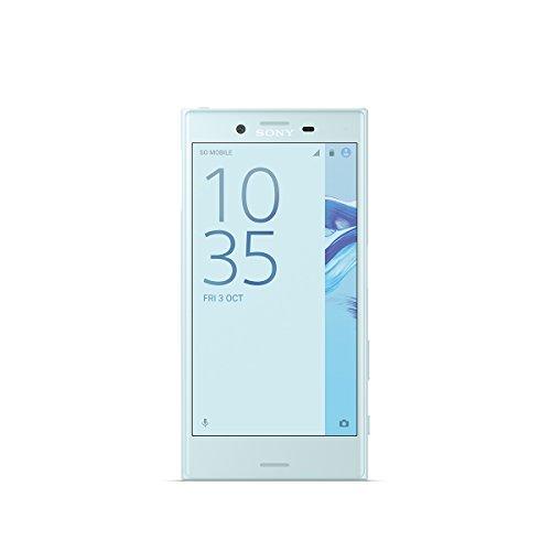 """Sony Xperia X Compact Smartphone Libre Android 6.0 con Pantalla DE 4.6"""" (4G, 32 GB, 3 GB RAM, cámara 23 MP) Azul (Blue)"""