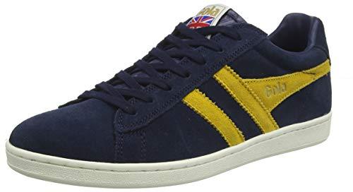 Gola Herren Cma495 Sneaker, Blau (Navy/Sun EY), 44 EU