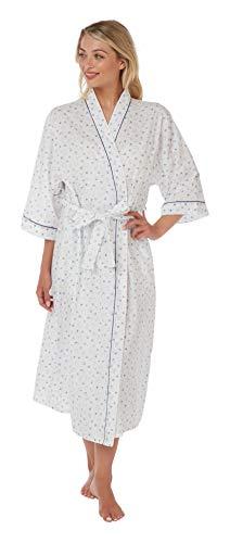 Marlon Betsy kimono, Azul (Blue 001), 58 (Talla del fabricante: 28/30) para Mujer