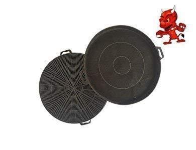 Filtre à charbon actif Filtre Filtre à charbon pour hotte Hotte Bosch dke932a01, dke932a03, dke932a04