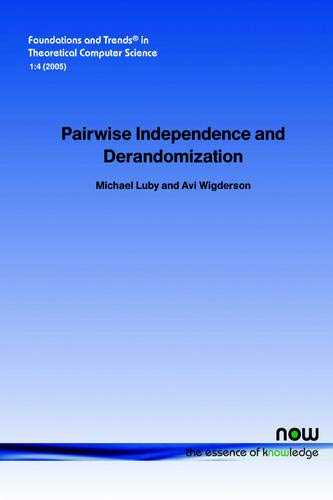 Pathwise Independence and Derandomization (Foundations and Trends(r) in Theoretical Computer Science)