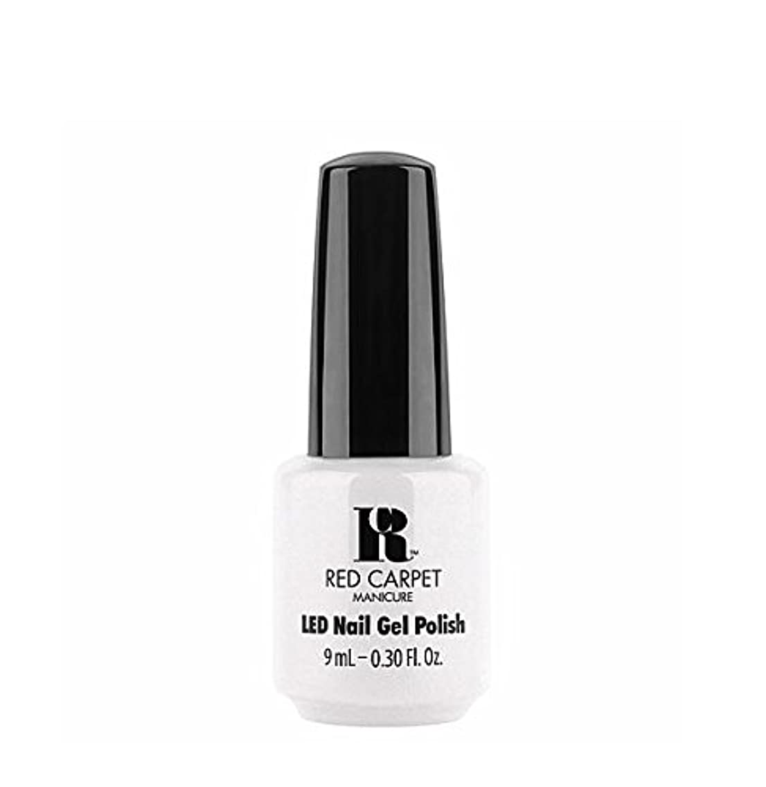 光の放棄するささいなRed Carpet Manicure LED Gel Polish - I Strut, You Strut - 9 ml/0.30 oz