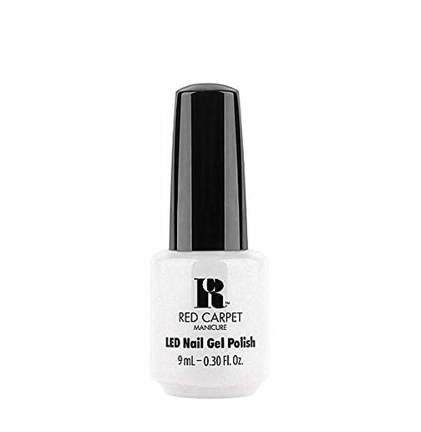 天の可能性ビスケットRed Carpet Manicure LED Gel Polish - I Strut, You Strut - 9 ml/0.30 oz