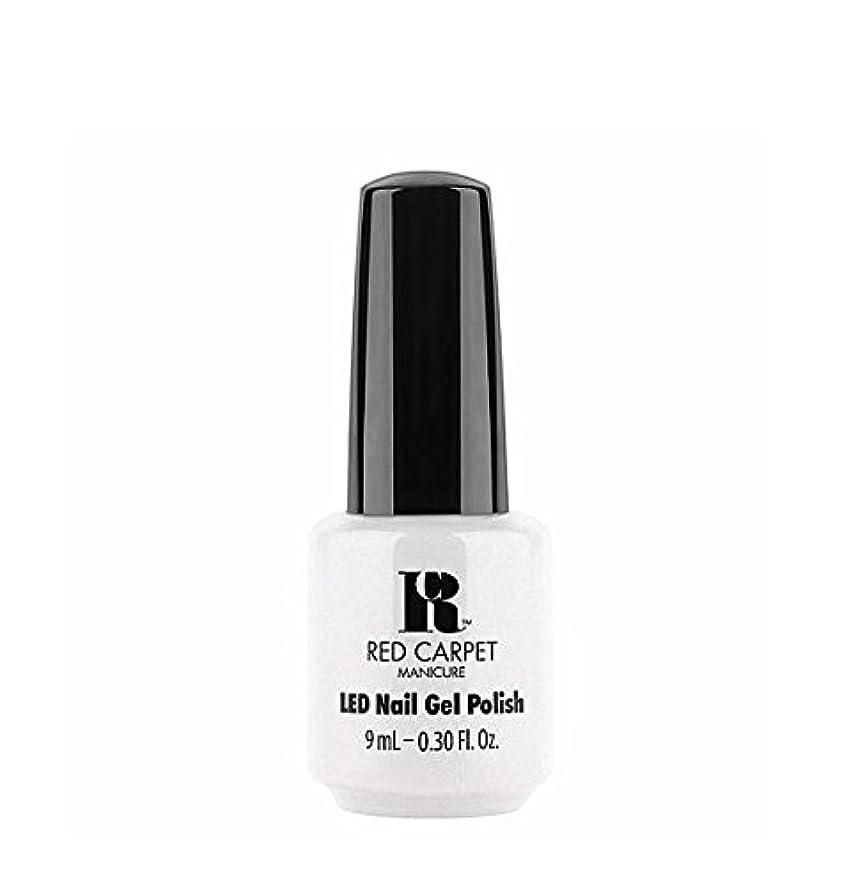 鳴り響くファーム謙虚Red Carpet Manicure LED Gel Polish - I Strut, You Strut - 9 ml/0.30 oz
