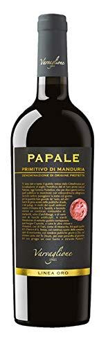 Papale Linea ORO Primitivo di Manduria 2015 (1 x 0,75l)