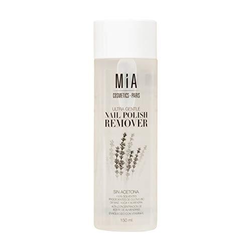 MIA Cosmetics-Paris, Quitaesmalte (0007) Ultra Gentle Nail Polish Remover - 150 ml