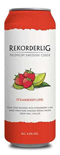 Rekorderlig Strawberry Lime 24x500ml. 4,5% (caja de 24 uds