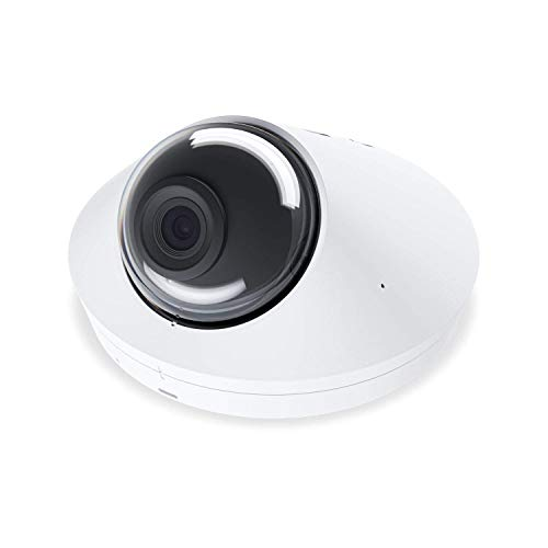 Ubiquiti UniFi Protect G4 Dome Camera | Compact 4MP Vandal-Resistant Weatherproof Dome Camera with Integrated IR LEDs (UVC-G4-DOME)