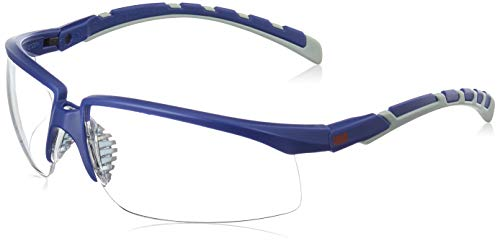 3M 71505-00002M - SOLUS Gafas Montura Negra/Naranja PC Incolora AR Y AE
