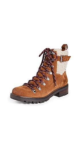 Sam Edelman Women's Tenlee Ankle Boot, Taupe, 11 Medium US