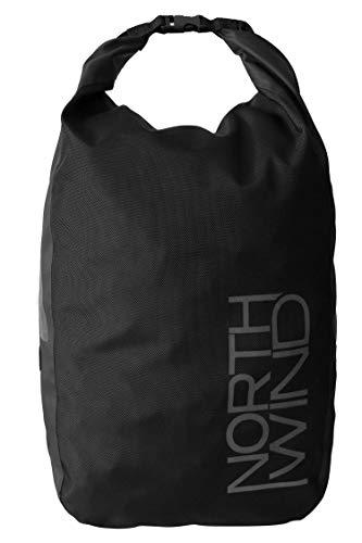 Northwind Gepäckträgertasche Einzeltasche Barrier schwarz Vertex Befestigungssystem 20 l wasserdicht …