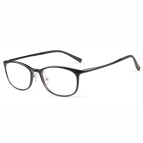 Gafas De Lectura Antirradiación De Luz Azul Para Mujer, De Alta Definición, Para Ancianos, Presbicia, Hipermetropía, Gafas Ópticas Con Marco De Acero De Plástico Ultraligero