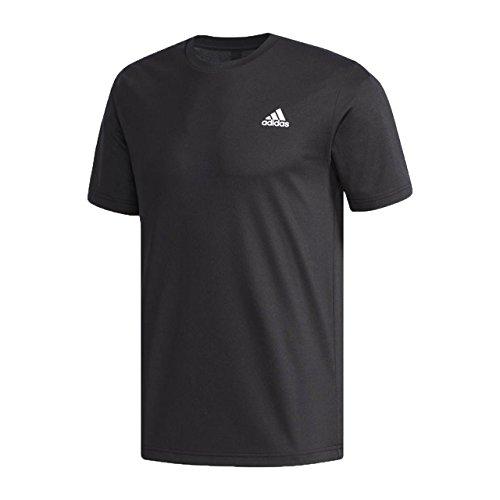 [アディダス] トレーニングウェア エッセンシャルズ CLIMALITE パックTシャツ ETZ84 [メンズ] ブラック (CX...