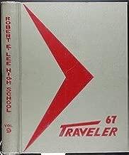 (Custom Reprint) Yearbook: 1967 Robert E Lee High School - Traveler Yearbook (San Antonio, TX)