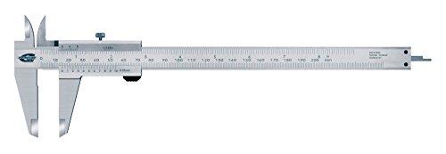 Standard Gage 00534031 Nonius-Messschieber, 0 mm - 300 mm / 12 Zoll, 0.05 mm / 1/128 Zoll