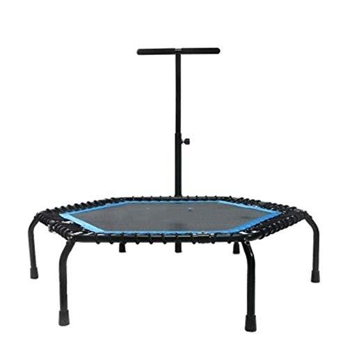 Trampoline, Opvouwbare Fitness Springen Bed Mega Rebound Met Handvat Kids Volwassenen Binnen/buiten