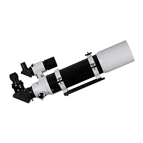 80ED EQ3D Monocular Telescope SynScan Black Diamond ED Apochromatic Refractor Tube 2' Dual Speed...