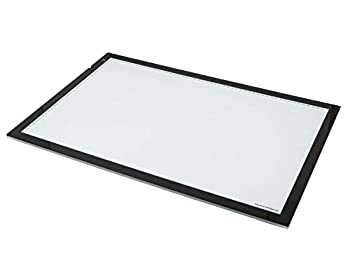 Monoprice Ultra-thin Light Box for Artists Designers and Photographers - Large 24.5-inch -  112085