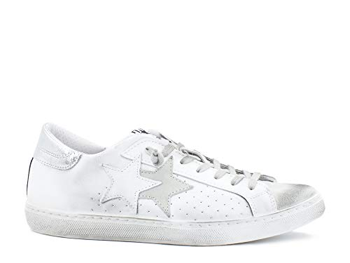 2*Star 2SU2609 Sneakers in Pelle da Uomo