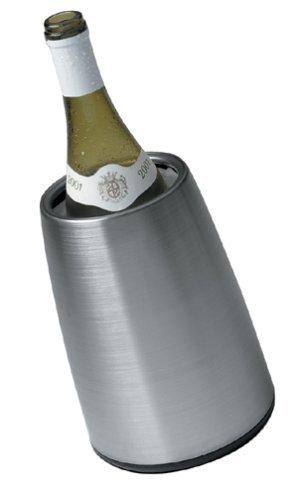 Vacu Vin Vacu Vin Prestige Stainless-Steel Tabletop Wine Cooler
