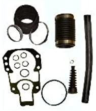 Tungsten Marine Transom Bellows Service Kit for Mercruiser Alpha One Gen II for 1991 and Up - Replaces 816431A1 and More