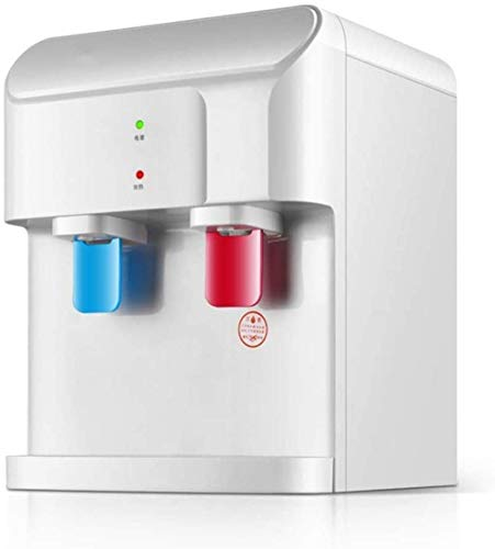 LXDDP Dispensador Enfriador Agua fría y Caliente eléctrico 3-5 galones Escritorio Uso Oficina en casa