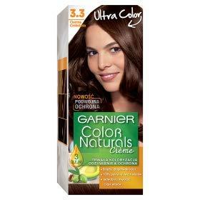 Garnier Color Naturals Haarfärbemittel 3.3 Dunkle Schokolade 1 Stück