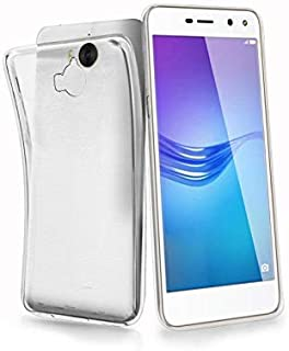 Back Cover For Huawei Y5 2017 - Transparent