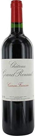 CHATEAU GRAND RENOUIL, Canon-Fronsac, Francia/Bordeaux (caja de 6x750ml), VINO TINTO