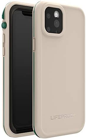 LifeProof FRĒ SERIES Waterproof Case for iPhone 11 Pro – CHALK IT UP (EVERGLADE/CHATEAU GRAY)