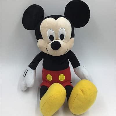 Peluches Película De Dibujos Animados Mickey Minnie Mouse Muñecos De Peluche De 20 Cm Juguete De Cumpleaños Regalo De Novia Almohada De Retención