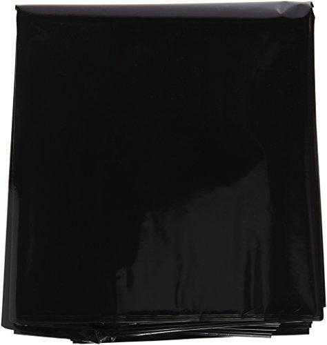Fixo Kids 72210. Pack de 25 Bolsas Disfraz, 56x70cm, Color Negro