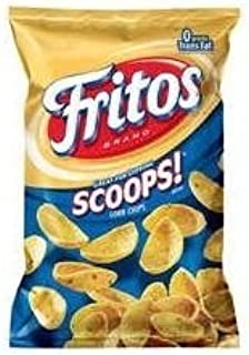 Fritos: Scoops! Corn Chips, 9.25 Oz Pack of 3