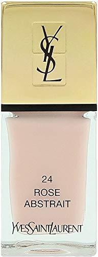 Yves Saint Laurent la Laque Couture Smalto Unghie, 24 Rose Abstrait, 10 ml