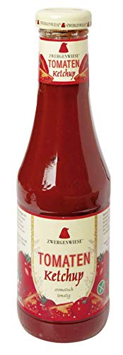 Zwergenwiese Bio Tomaten Ketchup (6 x 500 ml)