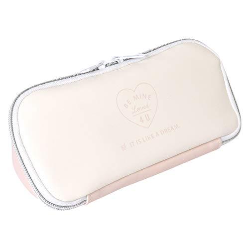 ペンポーチ 大容量 かわいい おしゃれ シンプル 韓国 筆箱 中学生 高校生 小学生 女の子 可愛い ペンケース
