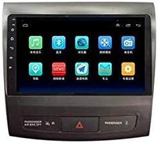 WY-CAR In Dash Car Stereo Android System 9 Pulgadas MP5 Player, GPS Radio Stereo IPS Pantalla táctil, WiFi, Bluetooth, Invertir para Mitsubishi Outlander 2008-2014: Amazon.es: Electrónica