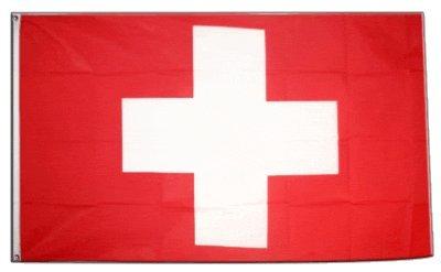 Flagge Schweiz - 60 x 90 cm