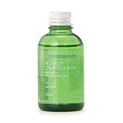 Muji Green Interior Fragrance Oil, 60ml