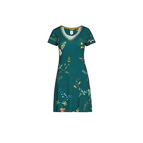 PIP Studio Djoy Fleur Grandeur Nachthemd Green XS
