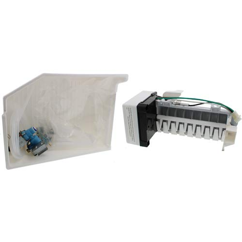 ClimaTek Refrigerator Topics on TV Ice Maker Fits Amana 2155468 5 ☆ very popular
