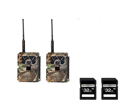 Covert 5724 Blackhawk 20 LTE Verizon Certified Blackhawk Wireless 2 PC Set with 2 SD 32 Gb Cards