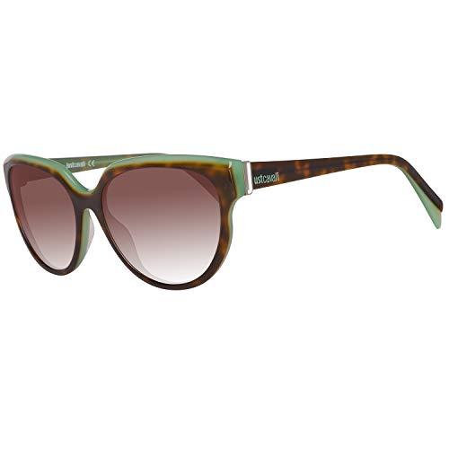 Just Cavalli Sonnenbrille JC735S 56K 57 Gafas de sol, Marrón (Braun), 57.0 para Mujer
