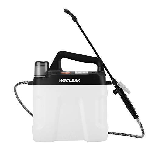 WECLEAN Electric Sprayer Household, 8L Sprayers with 2.0 Ah Rechargeable Lithium Battery, Electric Watering Can for Gardening, Agricultural Electric Sprayer for Garden Watering Agriculture