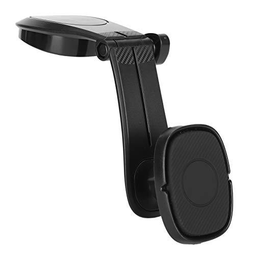 Soporte para teléfono para automóvil, Soporte para teléfono Celular, Montaje Simple, Soporte magnético para teléfono con Tablero de Instrumentos con rotación de 360 Grados, Duradero para