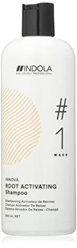 Indola Innova Wash Root Activating Shampoo gegen Haarausfall, 300 ml