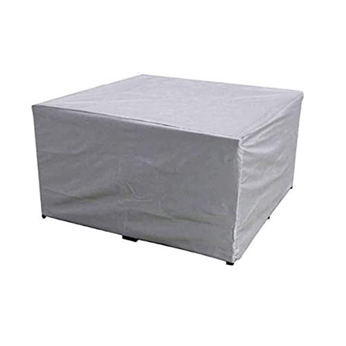 Fundas para Muebles De Jardín 420D De Tela Oxford 240x160x100cm, Resistente Al Viento, Impermeable, Resistente, para Mesas Y Sillas Al Aire Libre Oxford